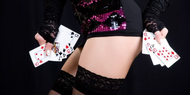 Sexy Card Games